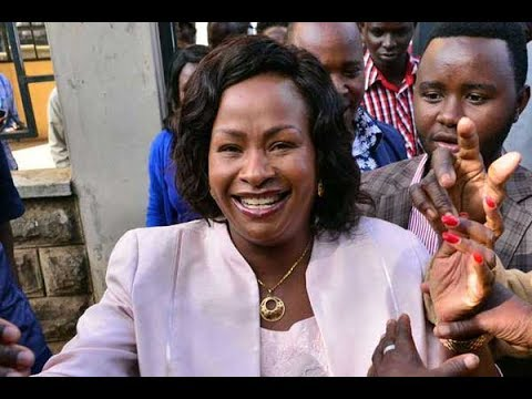 Wavinya free to battle it out with incumbent Machakos governor Alfred Mutua for the county top seat