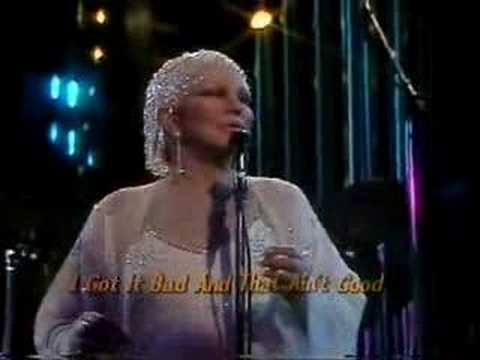 Peggy Lee in concert UK 1983