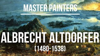 Albrecht Altdorfer (1480-1538) - A collection of paintings & drawings 2K Ultra HD Silent Slideshow