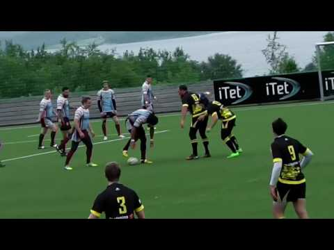 Rugby League Norge: Bodø vs Oslo 2017