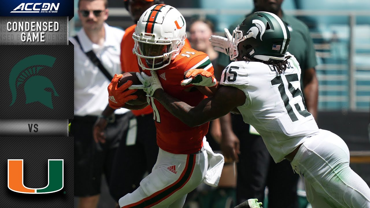 Miami football needs good start against Michigan State
