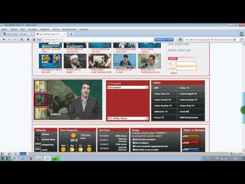 Sahar TV - nin RSS xidmeti