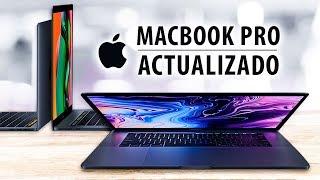 Apple lanza los nuevos MacBook Pro 2018