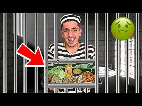 Eating ONLY Prison Food for 24 HOURS!! **i regret it** - FaZe Rug