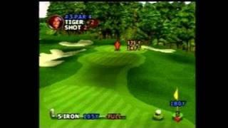 Tiger Woods PGA Tour 2000 PlayStation Gameplay_1999_11_24_1