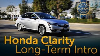 2019 Honda Clarity - Long-Term Intro