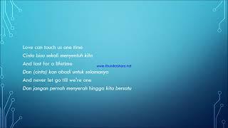 My Heart Will Go On - Celine Dion (Lirik Arti)