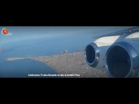 EXPERIENCIA DE VIAJAR EN AVION (tarapoto - lima) peruvian aerlines #GoPro
