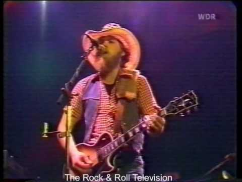 THE CHARLIE DANIELS BAND - Long Haired Country Boy