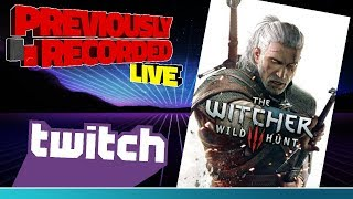 Jack Likes The Witcher 3 (pt. 2)