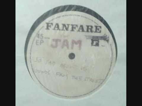 The Jam So Sad About Us