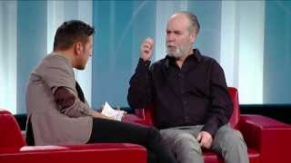 Douglas Coupland on George Stroumboulopoulos Tonight: INTERVIEW
