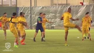 آخر استعدادات لخويا لمواجهة الريان في نصف نهائي كأس الأمير 2017