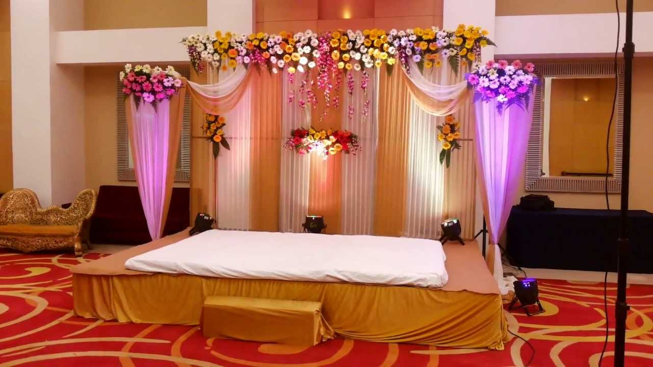 flower decoration Gurgaon sector 29 hotel Lemon tree ...