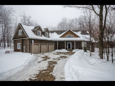 30 Nordic Tr Horseshoe Valley Ontario Barrie Real Estate Tours HD Video Tour