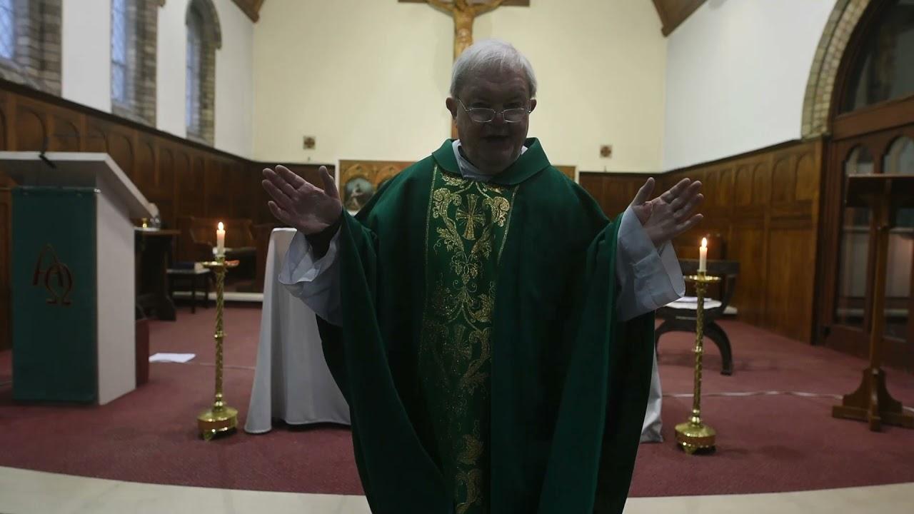 Mass 16th October 2021 St Gertrude's South Croydon