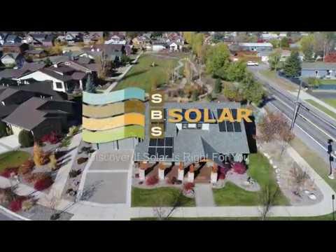 Montana Solar Installation Company - SBS Solar About Video