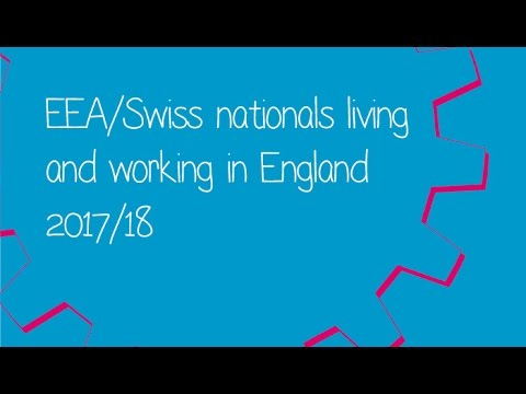 Student finance for EEA/Swiss nationals living and working in England