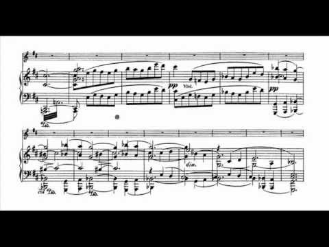 Brahms violin concerto in D major op. 77 (full with score)