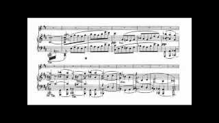 Brahms violin concerto in D major op. 77 (full with score)