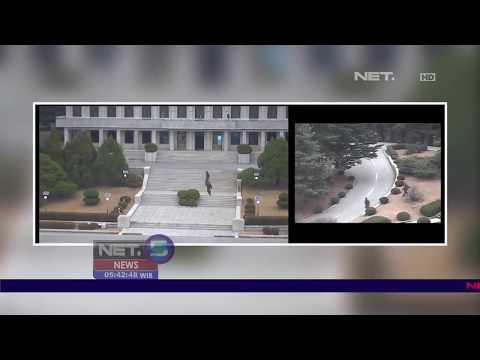PBB Rilis Video Penembakan Tentara Korsel di Perbatasan Korut - NET5