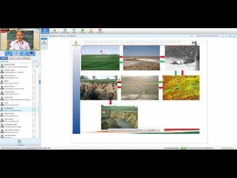 29 May 2017 Soil erosion and sediment modelling,watershed prioritization Dr. Bhaskar R Nikam