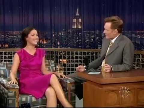 Conan O'Brien 'Rose Byrne 9204