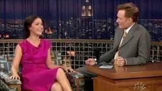 Conan O'Brien 'Rose Byrne 9/2/04