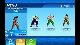 Saiyan Dragon Goku: Fighter Z # 1 - Android Gameplay HD