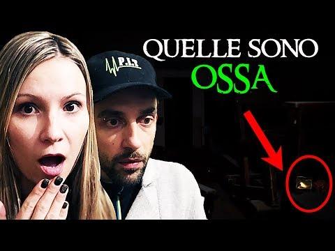 TROVIAMO UNA RELIQUIA DI OSSA UMANE NEL MANICOMIO Ft. LUCA AND KATY