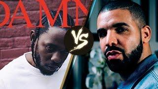 Kendrick Lamar's 'Element' Sneak DISSES Drake and Big Sean?
