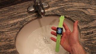 Apple Watch Water Test | Waterproof Apple Watch? | Full Submerged In Water Water Resistant