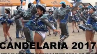 CANDELARIA 2017 CAPORALES CENTRALISTAS ENTRENAMIENTO OFICIAL PUNO - PERU