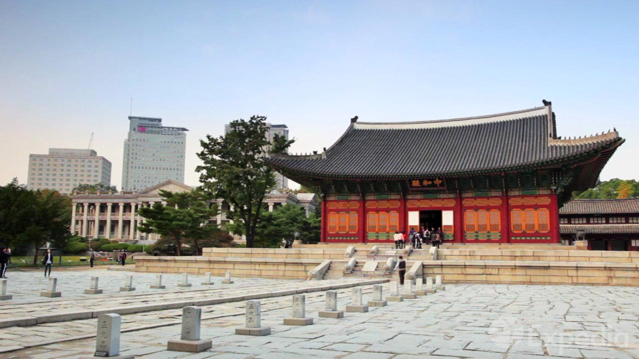 Image result for DEOKSUGUNG PALACE