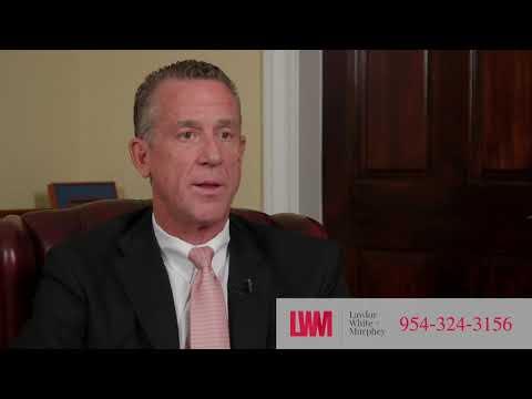 Plantation Wrongful Death Attorneys | Lawlor, White & Murphey, LLC