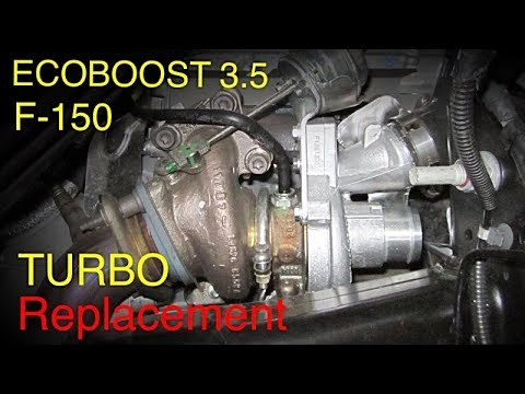 F-150 Ecoboost 3.5 Turbocharger Replacement (Tips and Tricks)