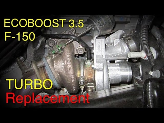 f 150 ecoboost 3 5 turbocharger