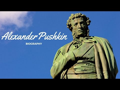 Alexander Pushkin Biography