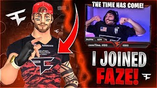 I Joined FaZe Clan