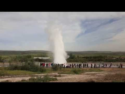 roundtrip - Iceland 2014  (Trailer)