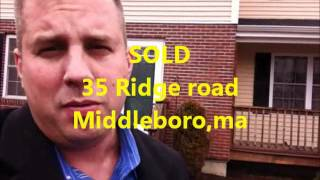 35 ridge road middleboro ma sold with deric lipski