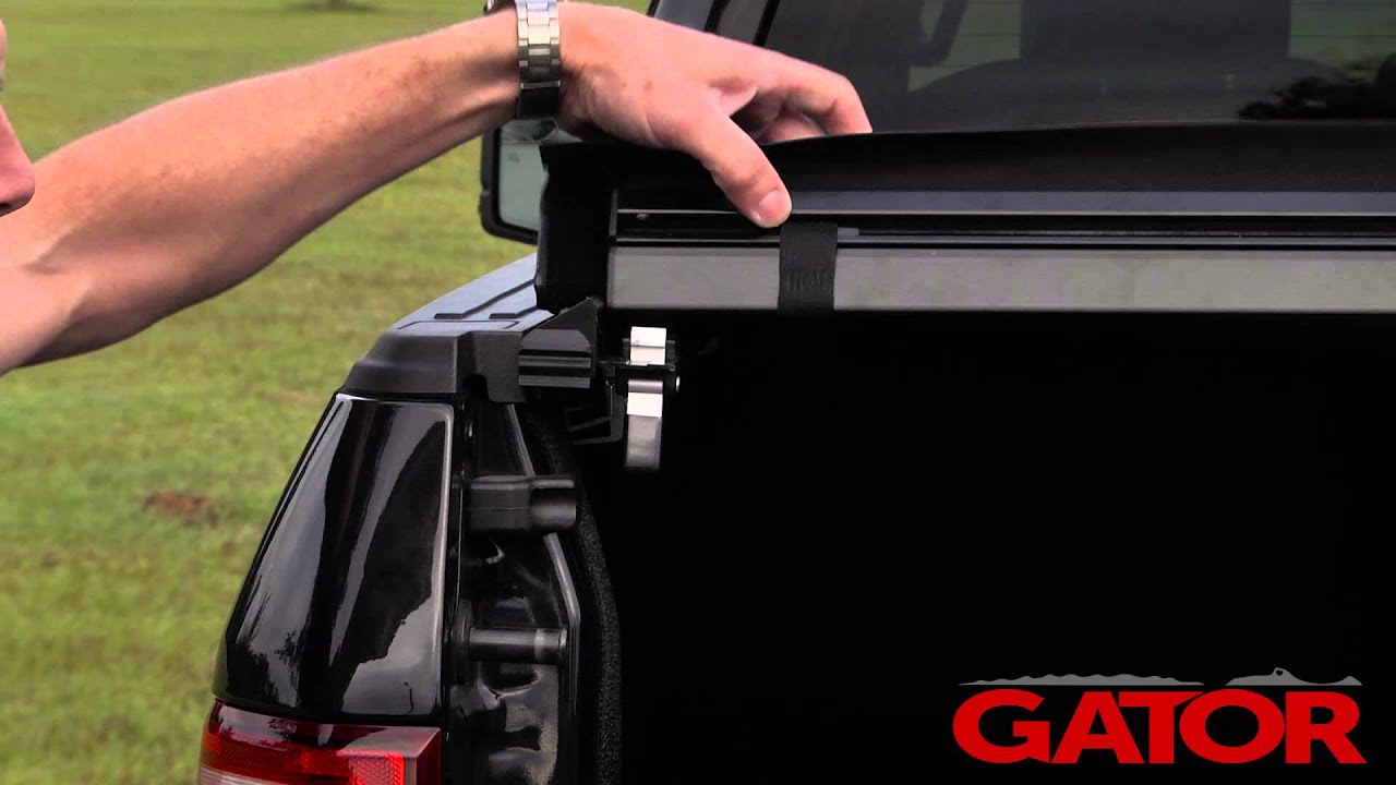 Gator Roll Up Tonneau Cover Product Review At Autocustoms Com