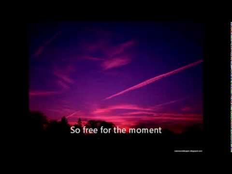 Free by The Martinis lyric video