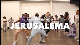 Master KG - Jerusalema [Feat. Nomcebo] EWEEEH WORKSHOPS REIS FERNANDO | VIDEO BY HRN | AFRODANCE