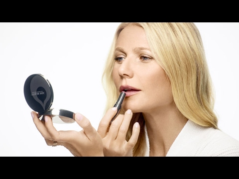 Gwyneth Paltrow LIVE Q&A On Her New Lipstick Line with Juice Beauty | Allure