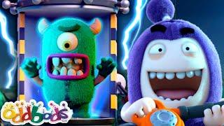 Monstros Mágicos   Oddbods   Desenhos Animados Para Crianças