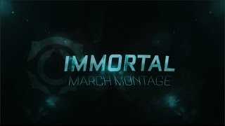 Ess Immortal - Gears Of War 4 March Montage Clips