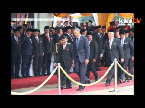 Bukan tak peduli jika tak jumpa Anwar, kata Obama
