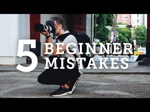5 BEGINNER PHOTOGRAPHY MISTAKES + How to Solve Them! Mp3