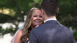 Chelsea & Jared Incredible Oaks at Salem Wedding